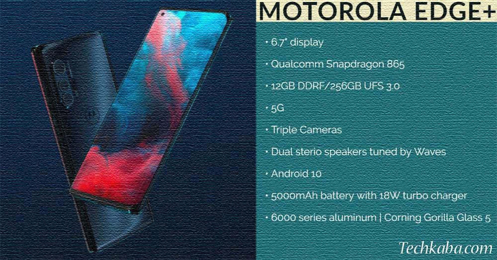 Motorola Edge Plus,